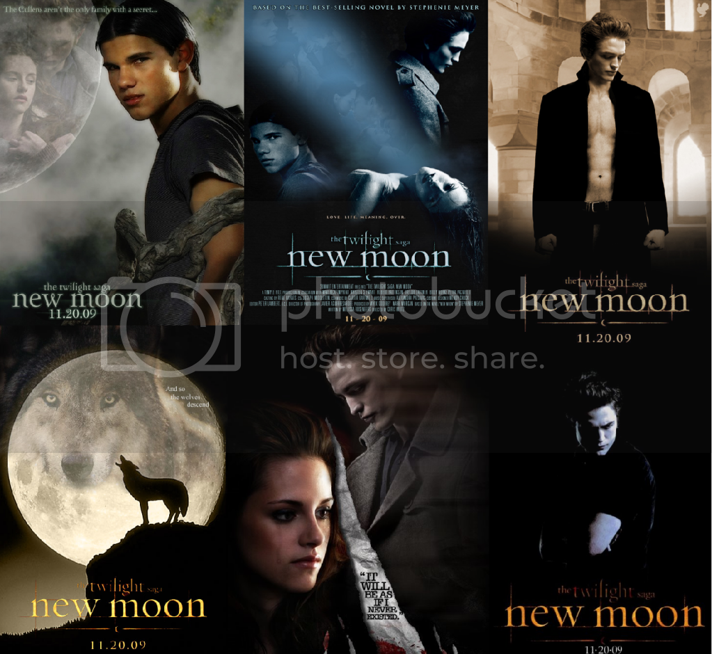 new moon thing Pictures, Images and Photos